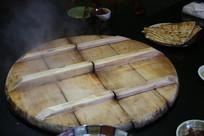 农家铁锅菜