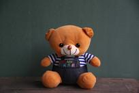 棕色的小熊玩具