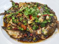 干锅小杂鱼