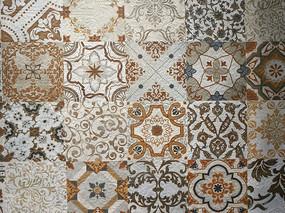 地毯花纹素材