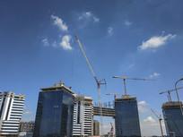 科创大楼建设
