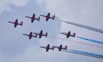 长春空军大学开放活动