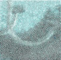 绿色皮革斑点纹理图