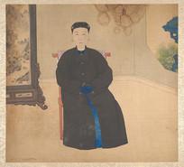 清佚名肖像册- 清朝女性