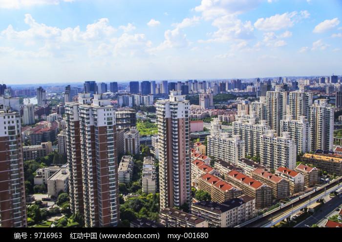 城区楼宇图片
