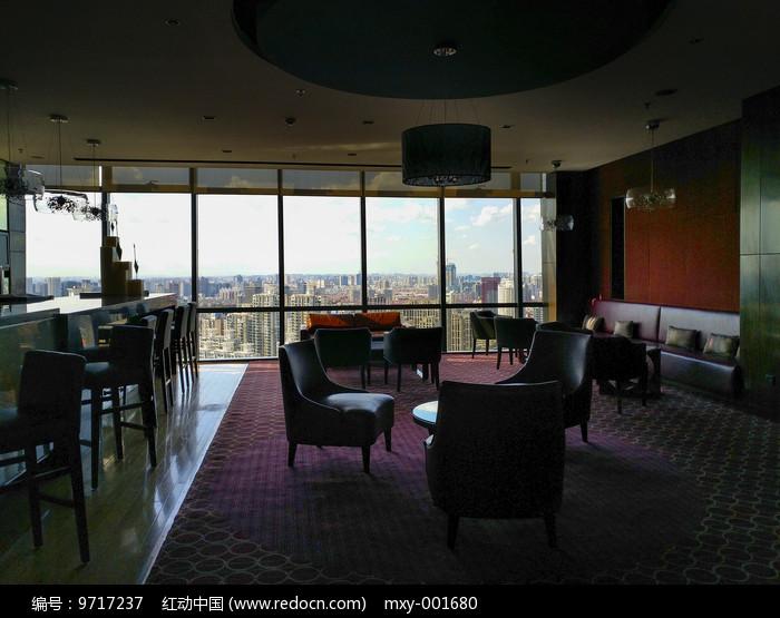 高档餐厅茶座图片