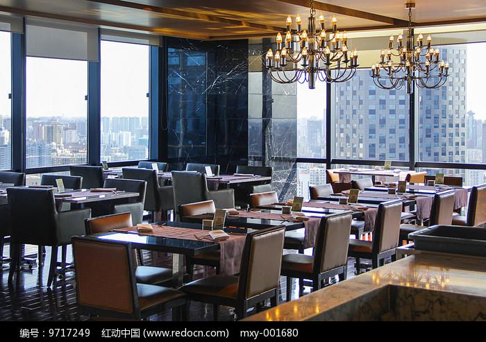 高档商业餐厅图片