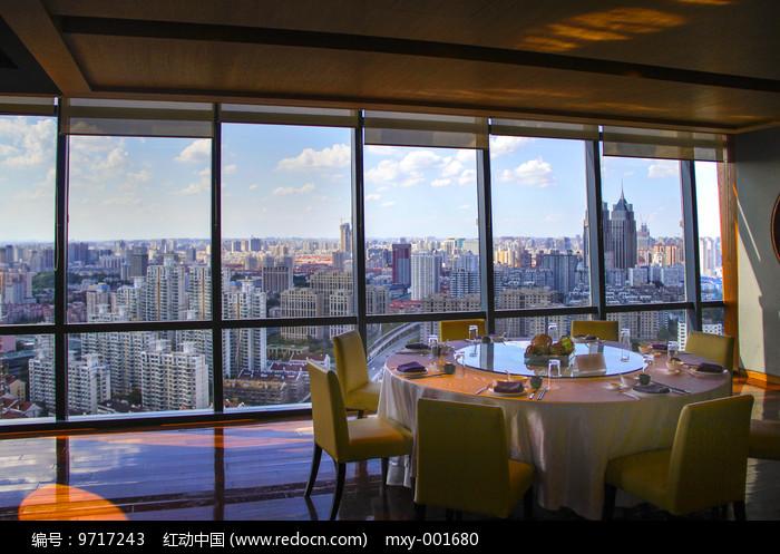 空中餐厅图片