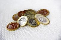 铁路纪念币
