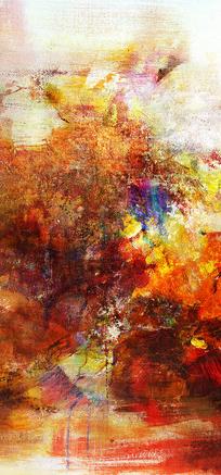 新中式风格抽象装饰画
