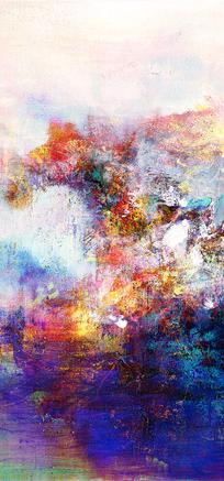 意境抽象装饰画