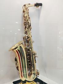 萨克斯铜管吹奏乐器