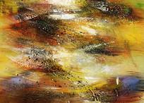 北欧风格抽象画