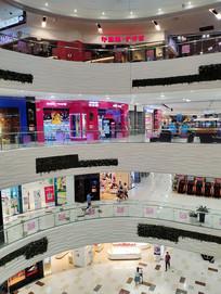 豪华商场大厅设计