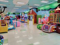 儿童乐园游戏城
