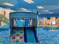 海洋球儿童游戏城