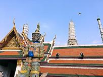 泰国曼谷大皇宫