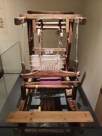 织布机木制纺织机具