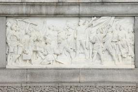 八一南昌起义浮雕