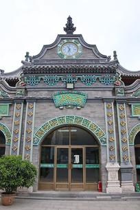 清真寺伊斯兰风格雕花