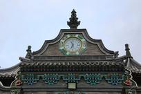 清真寺伊斯兰风格时钟