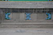伊斯兰花卉砖雕