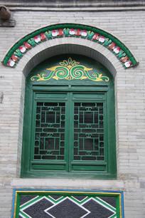 伊斯兰清真寺窗户