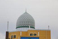 伊斯兰圆顶建筑