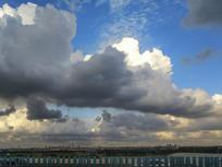 台风云城市天