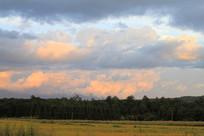 美丽的天空云彩