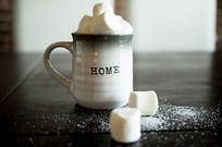 咖啡棉花糖