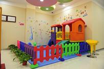 儿童室内游玩区