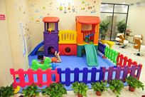 儿童室内娱乐区