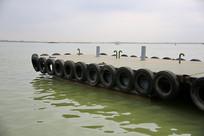 沙湖渡轮码头