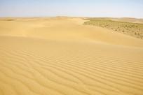 放射状的沙漠漠流纹
