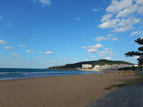 国际海水浴场威海