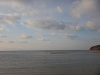 海边的云彩