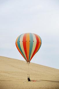 热力气球极限挑战
