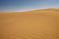 沙漠沙丘流纹
