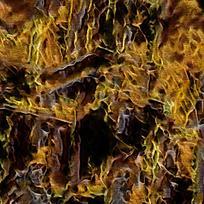 炫彩黑金火焰装饰背景墙