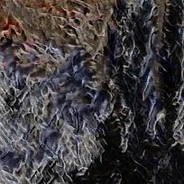 抽象山石纹理装饰油画