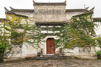 桃花潭景区传统建筑