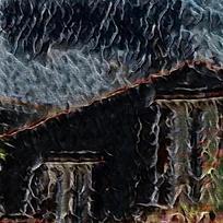 北欧宫殿装饰油画