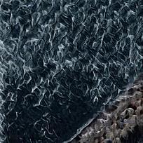 抽象波涛海面餐厅装饰油画