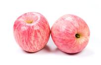 红苹果白底图片