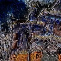 奢华潮流艺术装饰油画