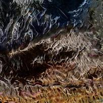 奢华怀旧艺术装饰画抽象画