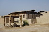 影视城西部村寨