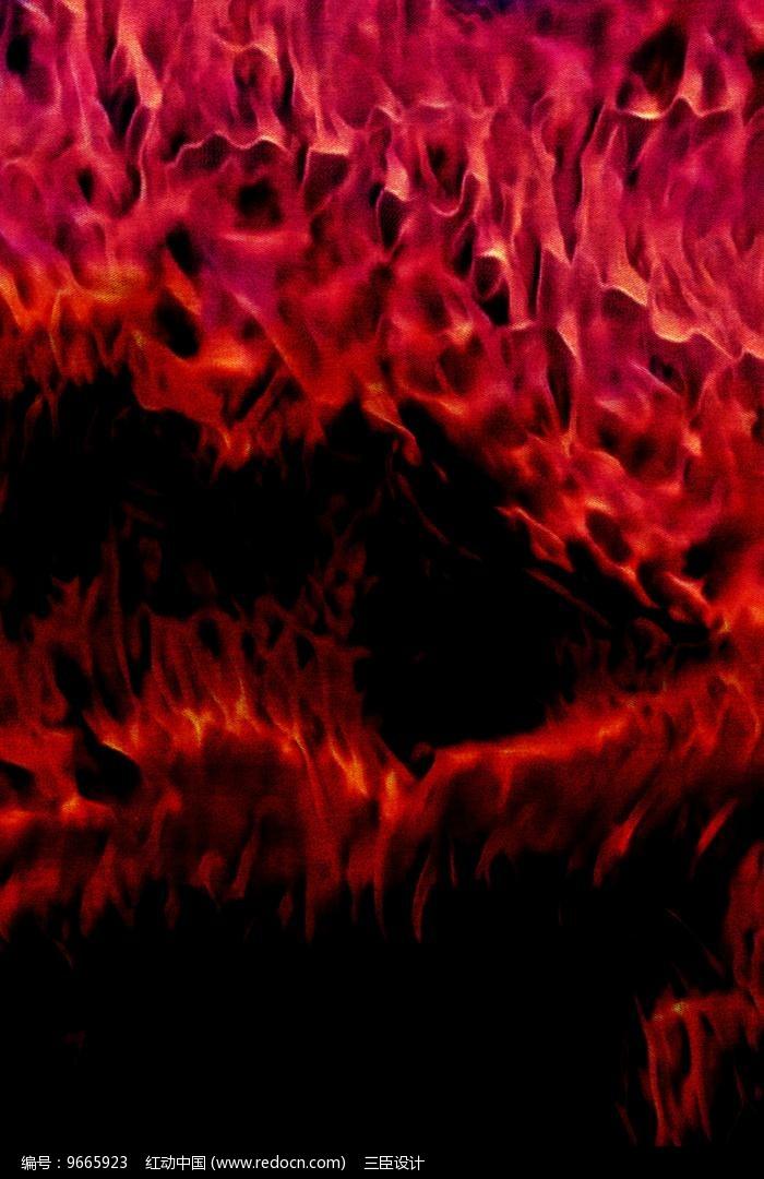 红红火火屏幕背景图片图片