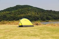 青山绿水帐篷